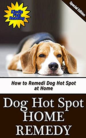 Dog Hot Spot Home Remedy: How to Remedy Dog Hot Spot at Home