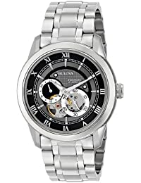 Bulova Men's 96A119 BVA Series Dual Aperture Dial Watch