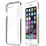 Coque iPhone 7 Crystal Case Ultra Mince Protection en TPU Silicone Clair transparente Coolreall® ...