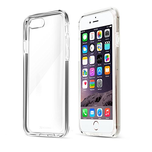 iPhone 7 Case,Coolreall Soft TPU Transparent Case Cover for iPhone 7(Clear)