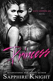 Princess by [Knight, Sapphire]