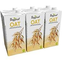 Soyfruit - Latte Di Avena, 1000 ml, Confezione Da 6