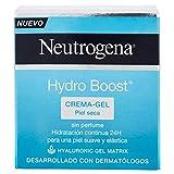 Neutrogena Hydro Boost Crema Facial En Gel De Uso Diario - 50 ml.