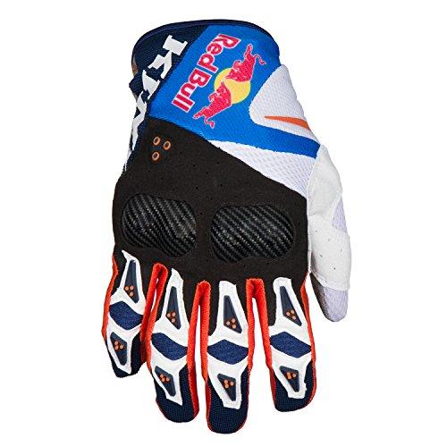 Kini Red Bull Handschuhe Competition Rallye Blau Gr. M
