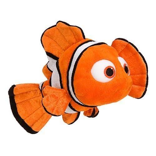 Nemo de Buscando a Nemo de Pez payaso de peluche 30 cm PELUCHE 4