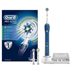 Oral-B Pro 4000 Spazzolino Elettrico Ricaricabile