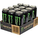 12 Dosen Monster Energy Drink Orginal a 0,5L inc. Pfand DPG