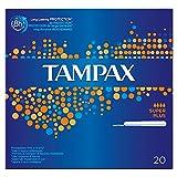 Tampax Tampons Blue Box Super Plus x 20