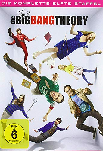 Cover The Big Bang Theory - Die komplette elfte Staffel [2 DVDs]