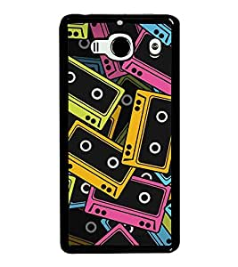 Vizagbeats Audio Cassettes Tapes Back Case Cover For Xiaomi Redmi 2S