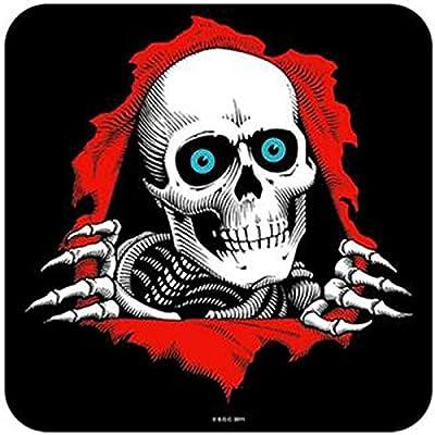 """Powell Peralta Ripper black 12"""" Sticker"""