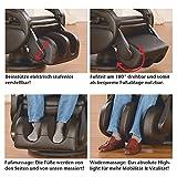 Massagesessel »Komfort Deluxe«, mit Shiatsu-Massagefunktion, drehbar, Transportrollen - 6