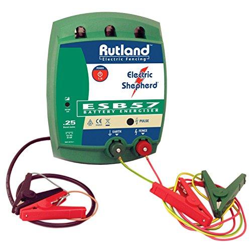 *12V batteriebetriebenes Weidezaungerät – Rutland ESB57*