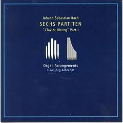 Partita No. 5 in G Major, BWV 829 (arr. H. Albrecht for organ): VII. Gigue