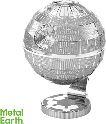 Professor Puzzle Metallpuzzle Todesstern, aus der Metal-Earth-Reihe