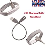 USB Charge Charging Cable Power Supply Charger For Jawbone UP2, UP3, UP4 Bracelet