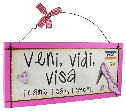 heartwarmers-quadro-veni-vidi-visa-di-legno-30-x-14-cm