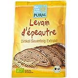 Pural Levain d'Epeautre Bio - Lot de 3