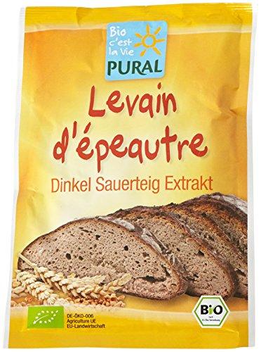 Pural Levain d'Epeautre Bio 30g