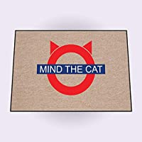 BIRSY Mind The Cat Doormat - Authentic Product 16x24(IN)