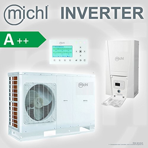 Michl Inverter Luft-/ Wasser Wärmepumpe split 10 kw MPI-SP10 AT