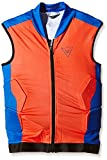Dainese Kinder Protektorweste Ski Waistcoat Soft Flex, Light-Red/Sky-Blue, L, 4879918_T80_JL
