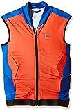 Dainese Kinder Protektorweste Ski Waistcoat Soft Flex, Light-Red/Sky-Blue, L, 4879918_T80_JL