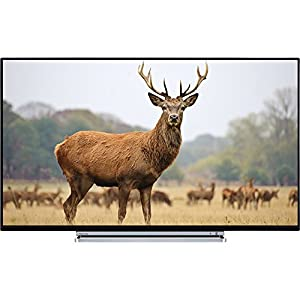 Toshiba 43 V6763 DA - 109 cm (43 Zoll) TV (4K Ultra HD, HDR 10, Smart TV, WLAN, Triple Tuner (DVB T2), USB)