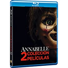 Annabelle + Annabelle Creation Blu-Ray