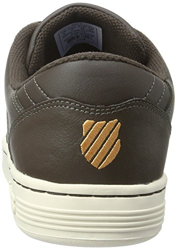 K-Swiss Herren Lozan Iii Sneakers Braun (Turkish Coffee/Copper)