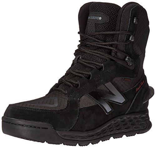 New Balance Herren Fresh Foam 1000 Schneestiefel, Schwarz (Black), 41.5 EU (Winter Boots Balance-womens New)