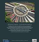 Eisenbahn von oben: Luftbilder zwischen Hindenburgdamm und Bodensee - Bahnhöfe, Brücken, Betriebswerke aus der Vogelperspektive - Deutschland von oben in einem Eisenbahn Bildband - Heiko Focken