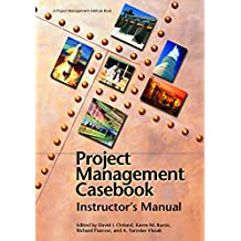 Project Management Casebook: Instructors Manual (English Edition)