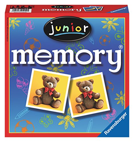 Ravensburger Spieleverlag RAV21452 Junior Memory Board Game
