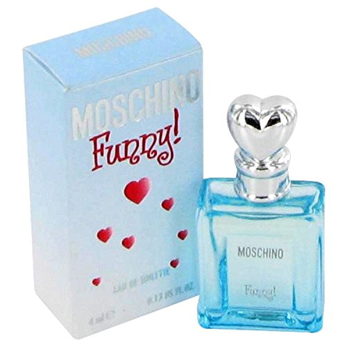 Moschino Funny Eau de Toilette, Mini, 3,5°ml