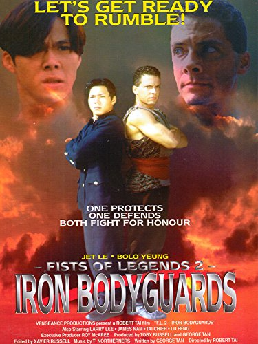 Image of Fists of Legends 2: Iron Bodyguards