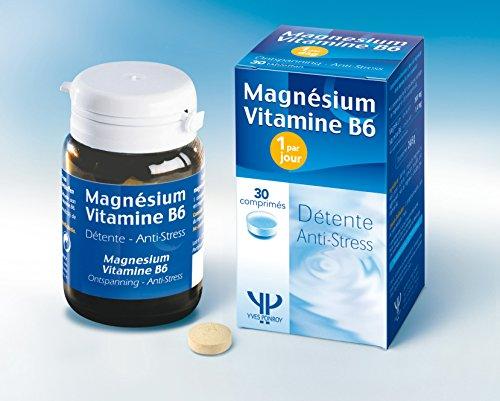 Magnésium & Vitamine B6