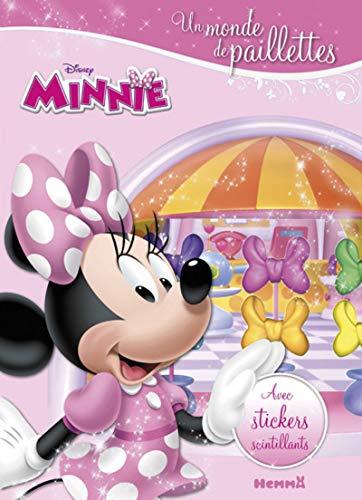 Disney Minnie Junior - Un monde de paillettes