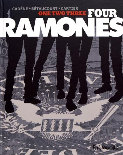 One, two, three, four, Ramones