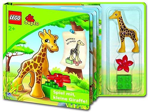 Preisvergleich Produktbild LEGO Duplo - Spiel mit,  kleine Giraffe!