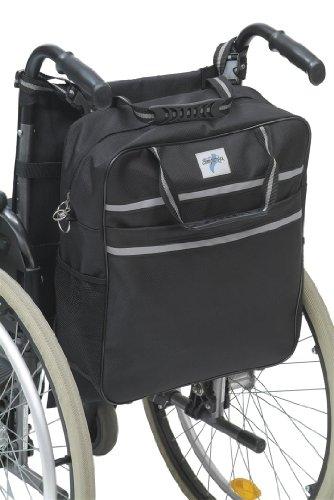 Simplantex Tasche für Rollstuhl Luxe mit Mini Tasche