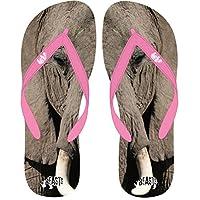 african elephant flip flops