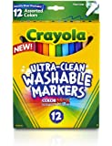 Crayola 10 Fine Line Washable Markers