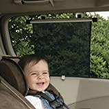 Safety 1st Deluxe Car Window Roller Shade, Pack of...