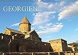 Georgien (Wandkalender 2019 DIN A3 quer): Ein Monatskalender mit farbenprächtigen Fotos aus Georgien (Querformat, 14 Seiten) (Monatskalender, 14 Seiten ) (CALVENDO Orte) -