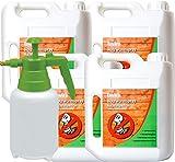 ENVIRA Anti-Holzwurm-Spray 4x5Ltr + 2Ltr Sprüher