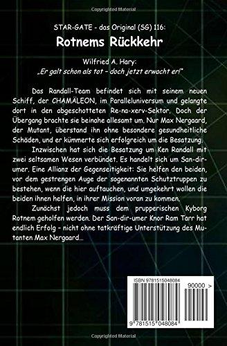 SG 116: Rotnems Rückkehr (STAR GATE - das Original)