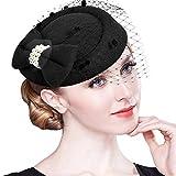 Hochzeitshut Abendessen Kopfbedeckung Kopfbedeckungen Prom-Schleier Abendessen Tiara Ausstellung Karte Dekorativer