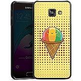 Samsung Galaxy A3 (2016) Housse Étui Protection Coque Glace Glace Arc-en-ciel