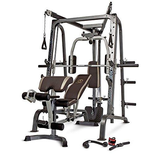 Marcy - smith machine md-9010g, panca ginnica con sollevamento pesi ad uso domestico